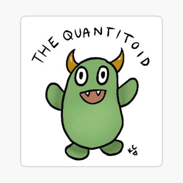 Quantitoid Sticker Sticker