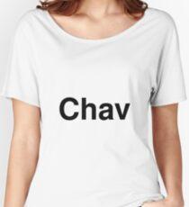 Chav Women's Relaxed Fit T-Shirt