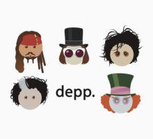 Depp. (Johnny Depp characters) | Unisex T-Shirt
