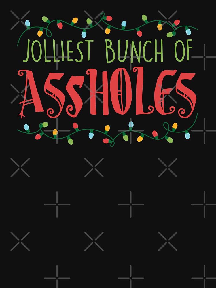 Jolliest Bunch of Assholes by ninthstreet
