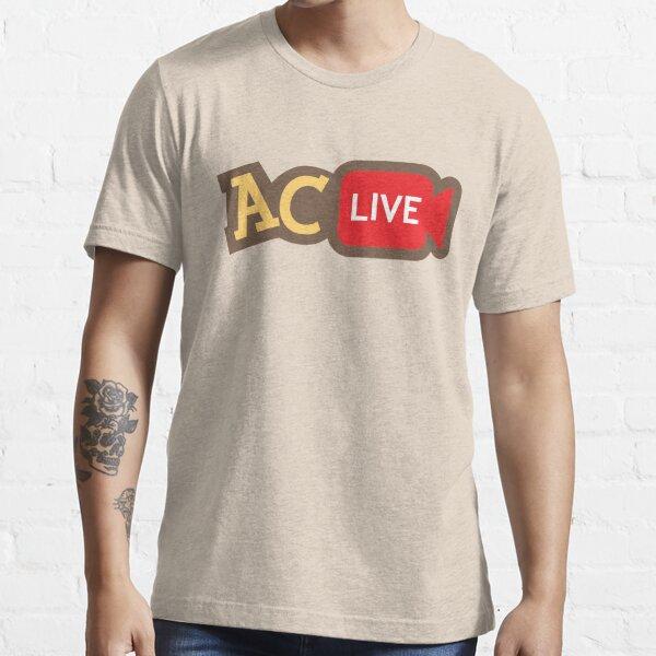 AC Live Design  Essential T-Shirt