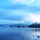 «Blue Calm - Lake Windermere» de Dawn B Davies-McIninch