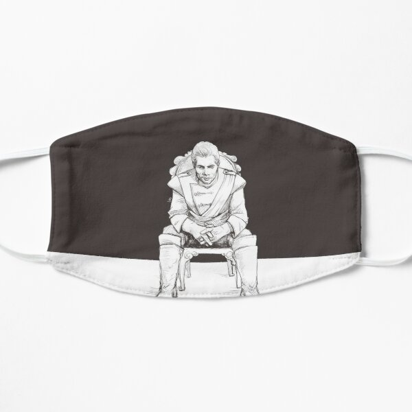 Cullen Rutherford, formal attire Mask