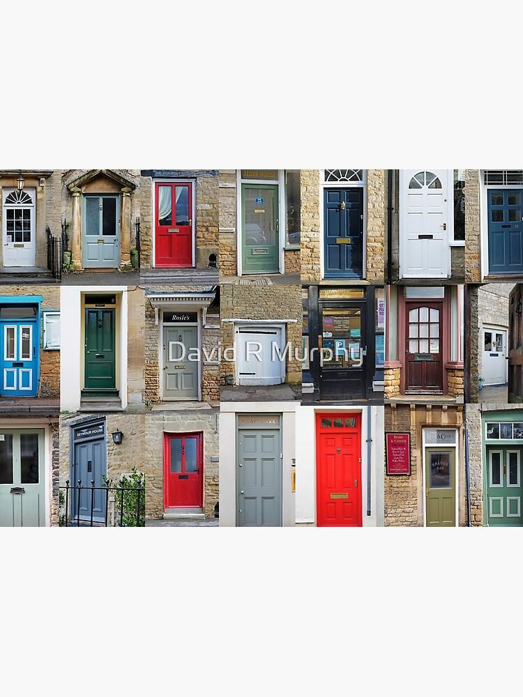 Charlbury Doors (Market Street) by DavidRMurphy