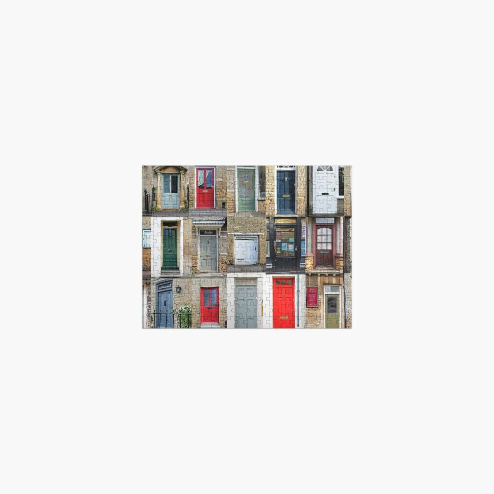 Charlbury Doors (Market Street) Jigsaw Puzzle