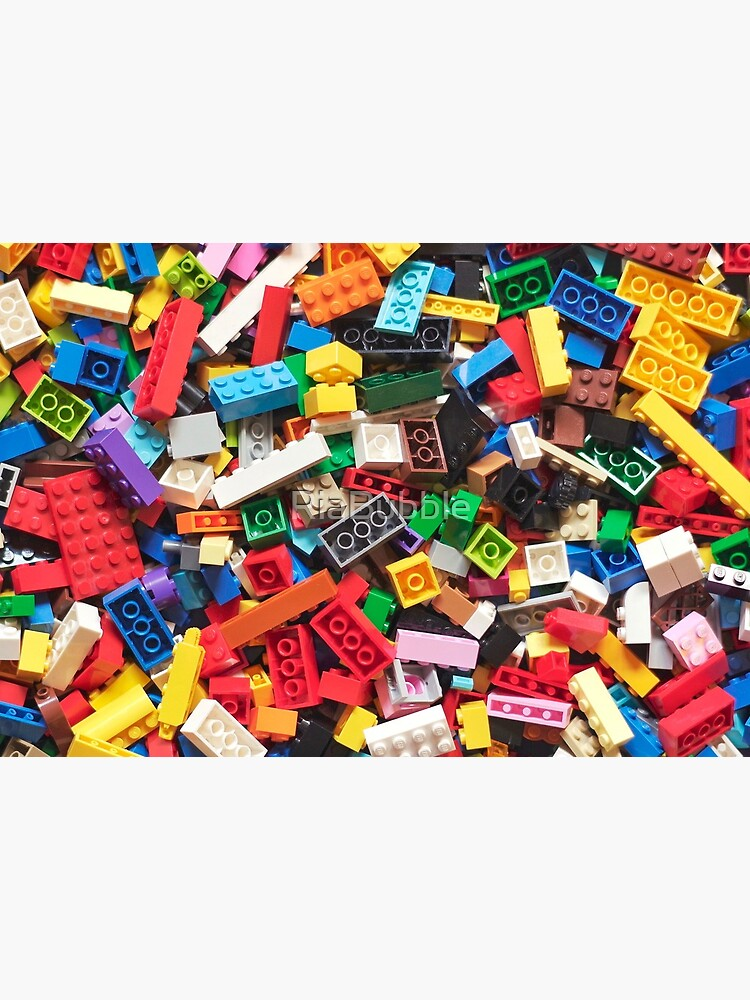 Lego by RiaBubble