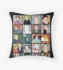 The Murray Movie Miscellany  Throw Pillow