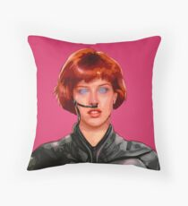 Molly In Dune Digital Duesday # 4  Throw Pillow