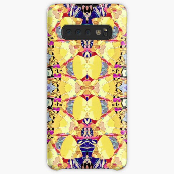 Colorful Abstract Pattern Samsung Galaxy Snap Case