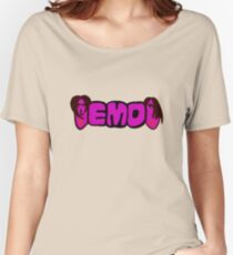 Emo teenager Women's Relaxed Fit T-Shirt