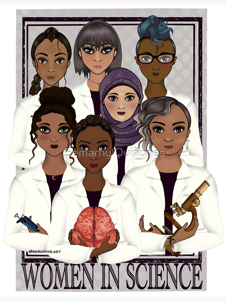 Women in Science by semarhy