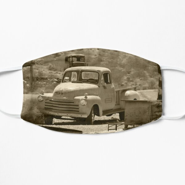 Abandoned Chevrolet 3800 Truck Mask