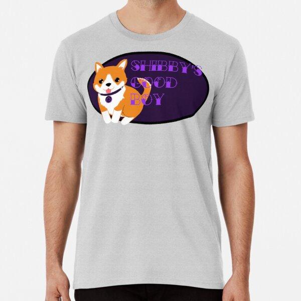 Shibby's Good Boy Premium T-Shirt