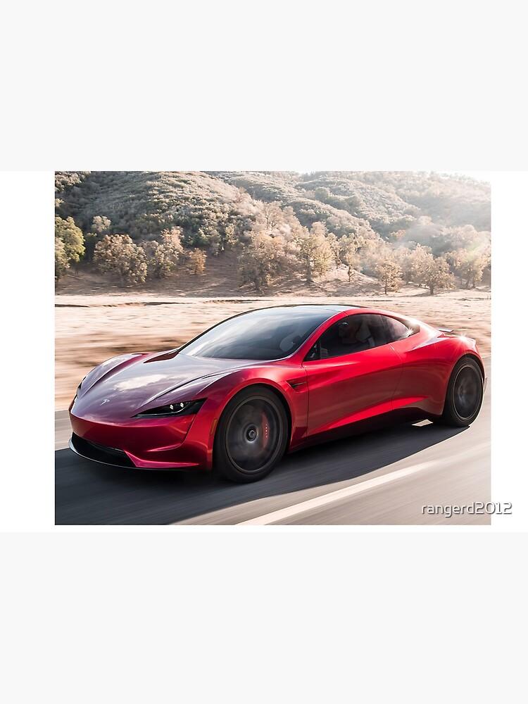 Tesla Roadster 2022 On The Road  Design! by rangerd2012