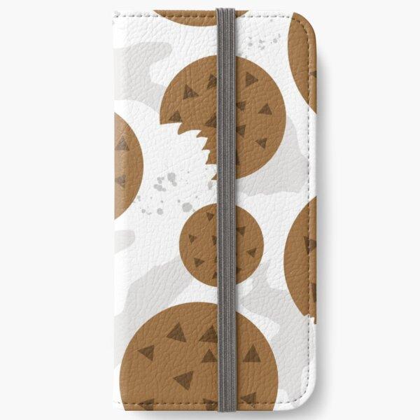 Cookies & Milk iPhone Wallet