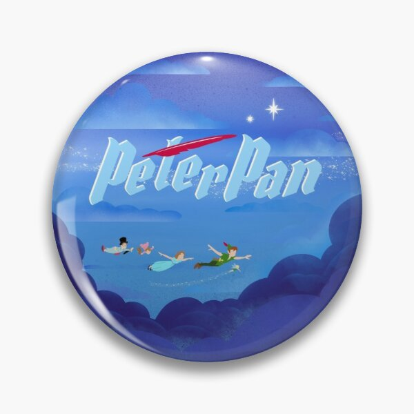 Peter Pan Pin