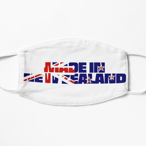 MADE IN NEW ZEALAND Flat Mask