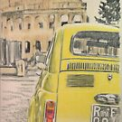 Cinquecento by Peter Brandt