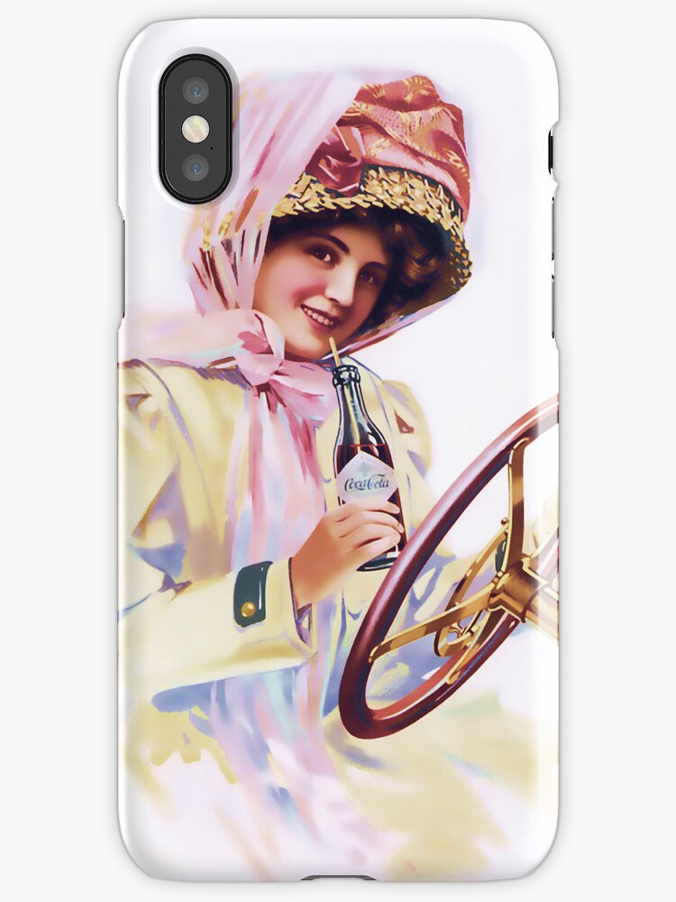 Coca Cola iPhone Case3 by PineSinger