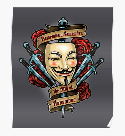 Fifth of November Poster