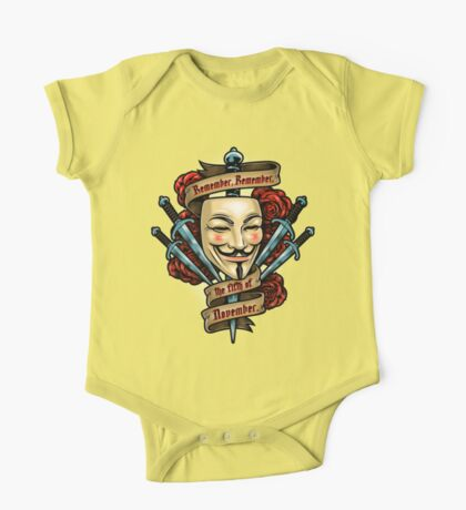Fifth of November Kids Clothes