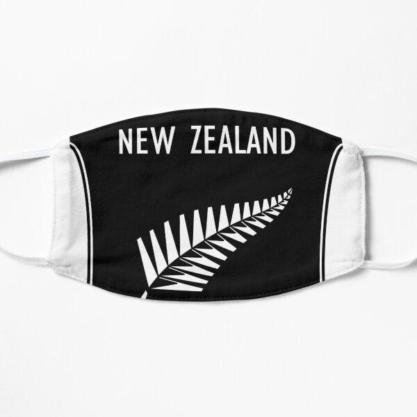 New Zealand Fern Flat Mask