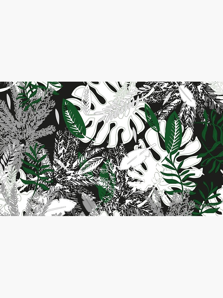 White Monstera by lonnielou