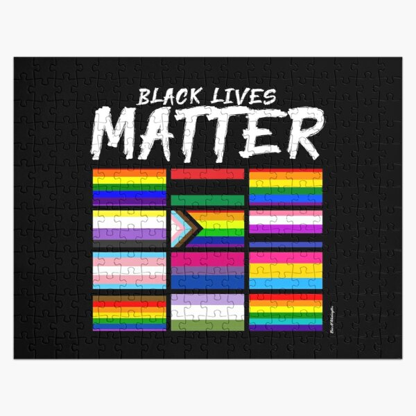ALL BLM Jigsaw Puzzle