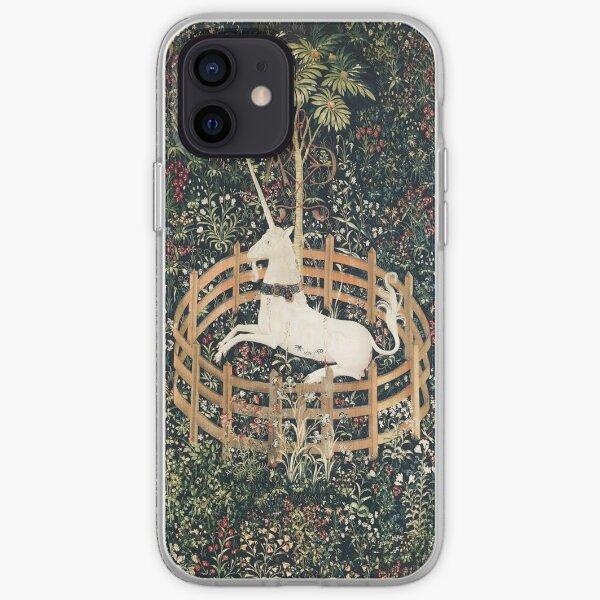 The Unicorn in Captivity  iPhone Soft Case
