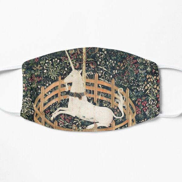 The Unicorn in Captivity  Flat Mask