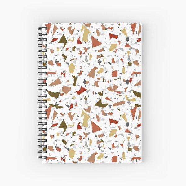 Mash Up Terrazzo Spiral Notebook