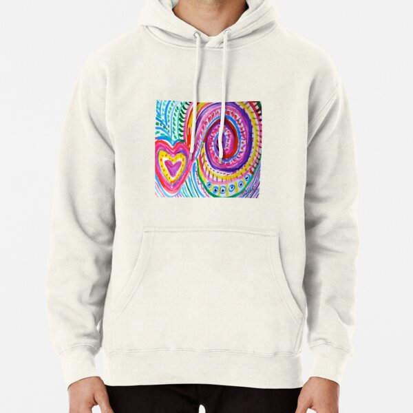 Courage Pullover Hoodie