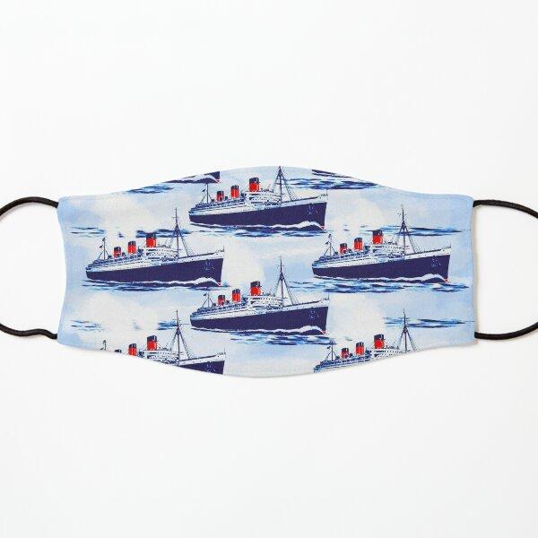 Boat Scrub Cap Pattern Kids Mask