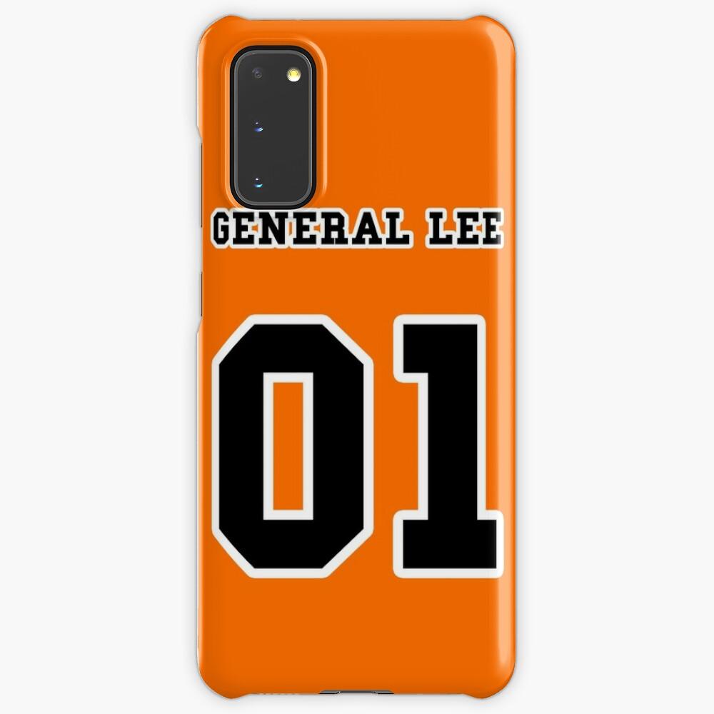 General Lee 01 Case & Skin for Samsung Galaxy