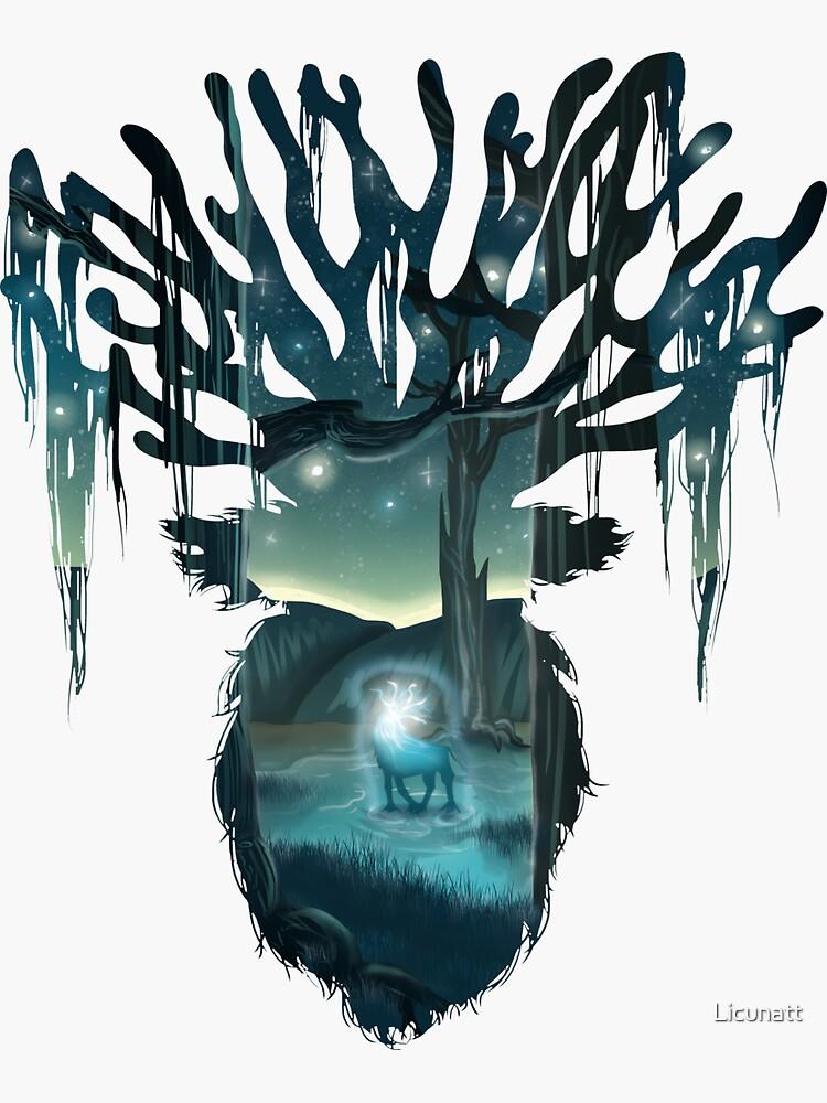Beast God 2.0 by Licunatt