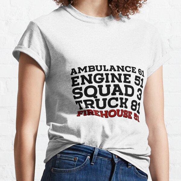 Chicago Fire - One Chicago Camiseta clásica