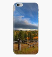 Fall Time  iPhone Case