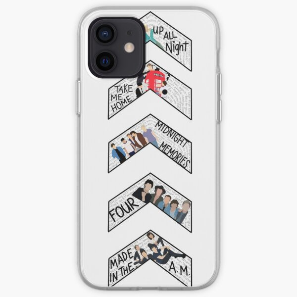Une direction Coque souple iPhone