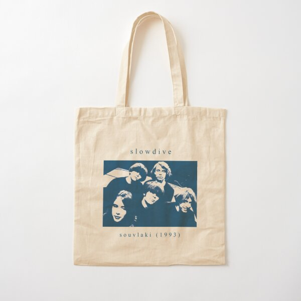 Slowdive Souvlaki 1993 Cotton Tote Bag