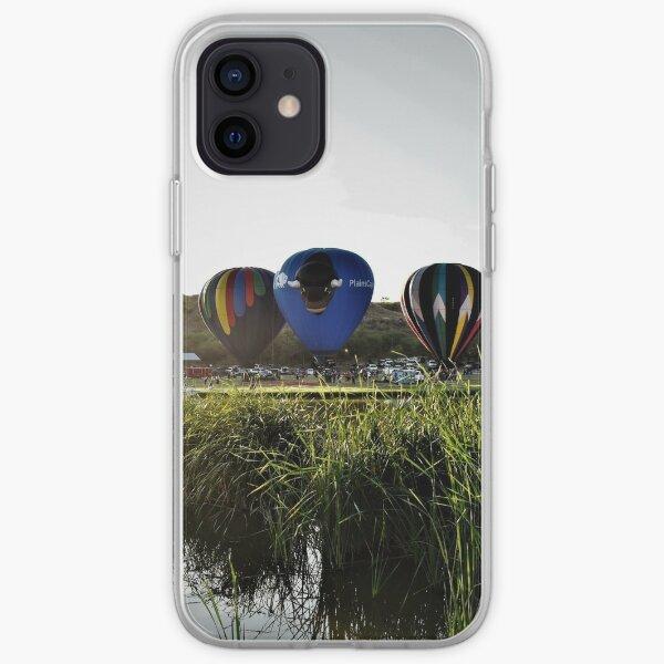 Balloon Show iPhone Soft Case