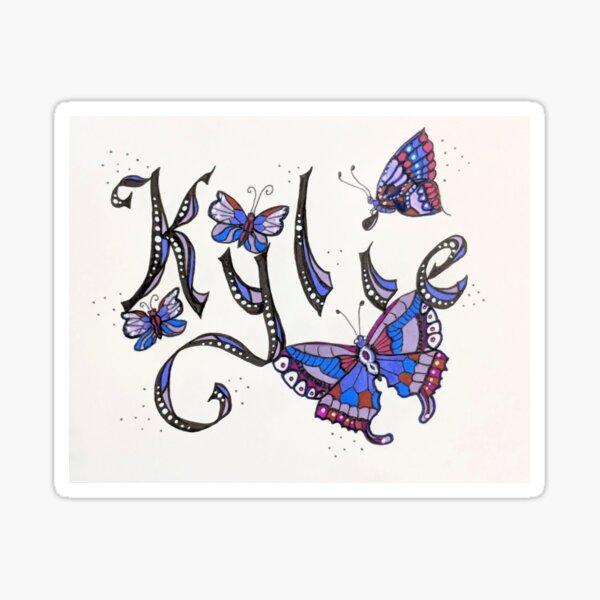 Kylie Sticker