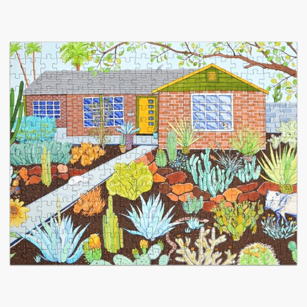 Home Sweet Homestead Jigsaw Puzzle