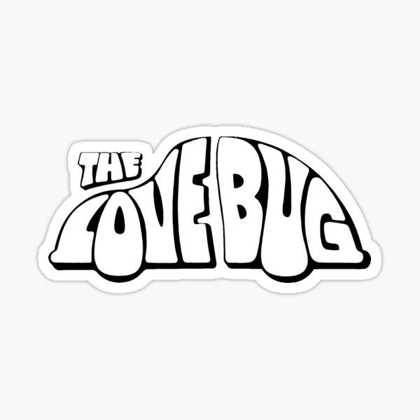 THE LOVE BUG Sticker