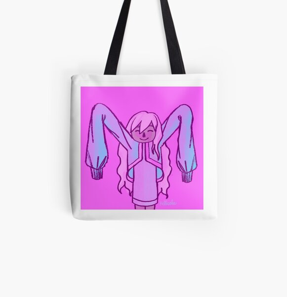 Inner Child All Over Print Tote Bag