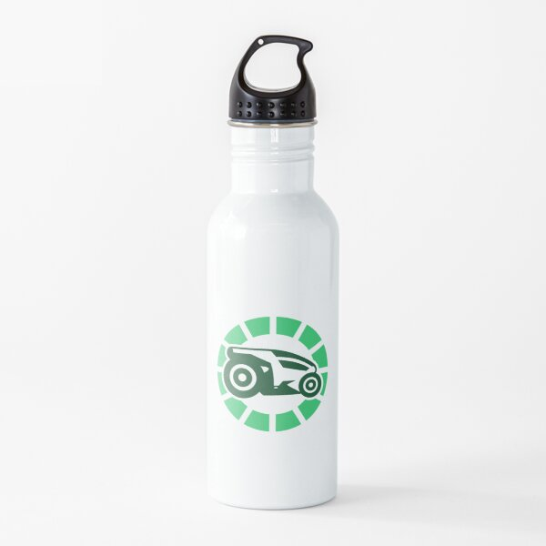 Armagetron (aka Retrocycles) ZONE in Green Water Bottle