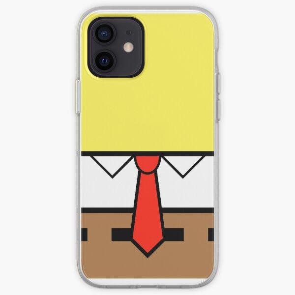 Spongebob Squarepants iPhone Soft Case