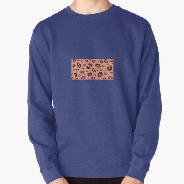 cheetah Pullover Sweatshirt