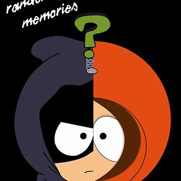 Random Kenny Memories 2 by D-AF-T