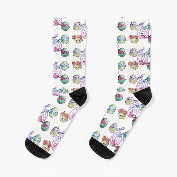 IDW Watercolors Socks