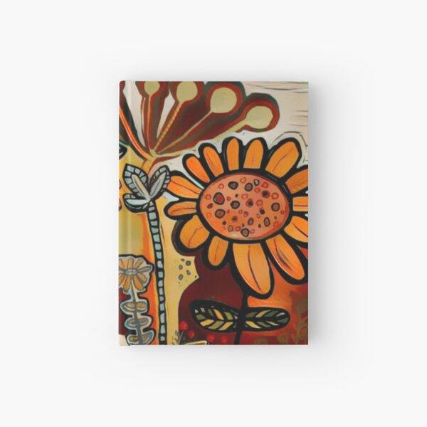 Garden Party-Autumn Hardcover Journal